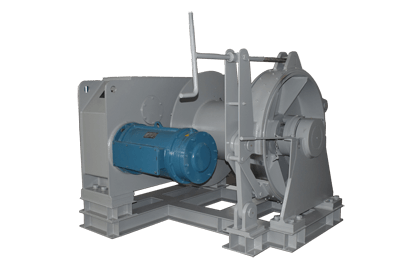 10t electric winch-420