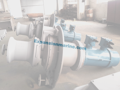expansion marine supply 32mm electric anchor capstan
