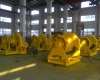 15T hydraulic winch from expansion