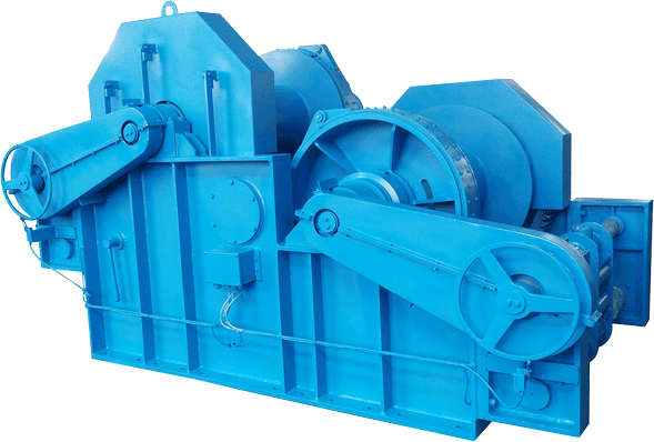 towing winch -expansion marine
