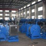 5T diesel engine winch