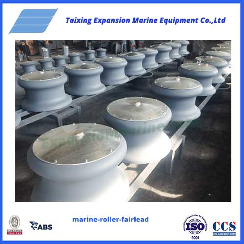 GB1015 Marine roller fairleads